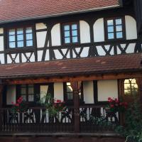 Maison Dietenbeck, hôtel à Wissembourg