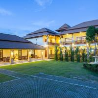 Oh Amphawa Boutique Resort, hotel in Amphawa