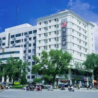 Jingjiang Inn Taiyuan Fuxi Street Wanda Plaza, hotel in Taiyuan