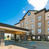 Best Western Wainwright Inn & Suites, hotel em Wainwright
