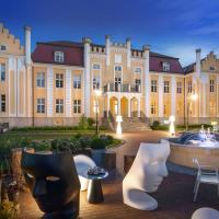 Relais & Châteaux Hotel Quadrille, отель в Гдыне