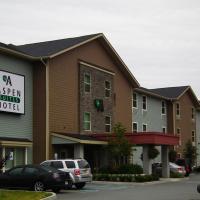 Aspen Suites Hotel Juneau, отель в городе Джуно