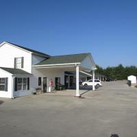 Douglas Inn & Suites, Blue Ridge, GA, отель в городе Блу-Ридж