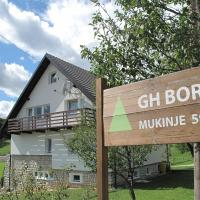 Guesthouse Bor Plitvice Lakes