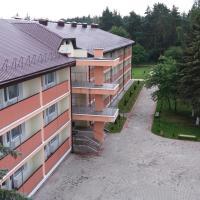 Туристско-оздоровительный комплекс Пышки, отель в Гродно