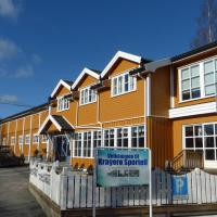 Kragerø Sportell & Apartments, hotell i Kragerø