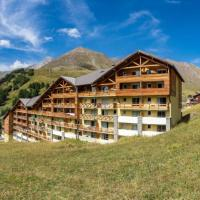 Les Cimes Du Val D'Allos, hotel in La Foux