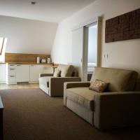 A7 Apartments, hotel v Komárne