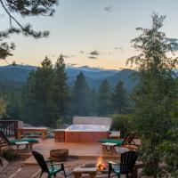Romantic Mountain Cabin for 2