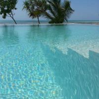 Jaribu Beach Hotel, отель в Падже