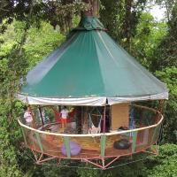 Nature Observatorio Treehouse Tours Manzanillo