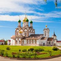 Троице-Сергиев Варницкий Монастырь, отель в Ростове