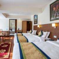 Oasis Kathmandu Hotel, отель в Катманду