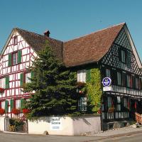 Hotel Sonne, hotel in Landschlacht Gemeinde Münsterlingen