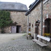 Gîte Ferme d'Ortie, отель в городе Sainte-Ode