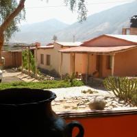 Cabañas Casa de colores, hotel en Maimará