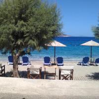 Nektaria on the Beach, ξενοδοχείο στους Φούρνους Ικαρίας