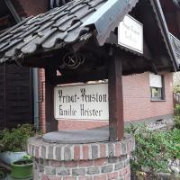 Pension Heister, hotel in Isselburg