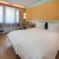 Hotel Parc Belle-Vue, отель в Люксембурге