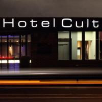 Hotel Cult Frankfurt City