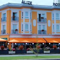 The Originals Boutique, Hôtel Alizé, Évian-les-Bains (Inter-Hotel)، فندق في إيفيان لي بان