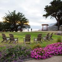Ragged Point Inn, hotel v destinaci San Simeon