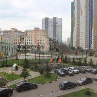 Apartment Molodezhnaya 2, отель в Красногорске