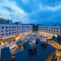 Playce Camp Jeju, hotel di Seogwipo