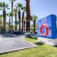 Motel 6-Palm Springs, CA - East - Palm Canyon, hotel in Palm Springs