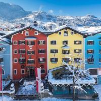 Hotel Zur Tenne, hotel in Kitzbühel