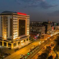 Bayır Diamond Hotel & Convention Center Konya, отель в Конье