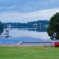 Malmköpings Bad & Camping, hotell i Malmköping