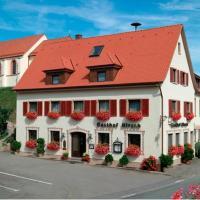 Flair Hotel Gasthof zum Hirsch, hotel in Hayingen