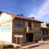 Kucha Wasi Hosteria, hotel em San Antonio