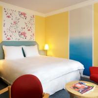 Hotel Parc Plaza, отель в Люксембурге