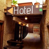 Hotel Asador O Callejón De Belchite, hotel en Ayerbe
