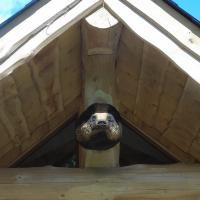 Badger's Wood at Hoo Farm, hotel in Telford