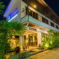 Airport Mansion Phuket, hotel near Phuket International Airport - HKT, Nai Yang Beach
