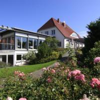 H.W.S. Hotel Der Wilde Schwan, hotel i Sagard