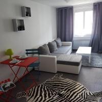 2 Apartment im lebhaften Stadtteil