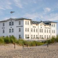 Hotel Am Leuchtturm, hotel in Warnemünde