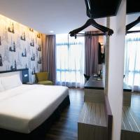INDRA HOTEL - BOUTIQUE SUITES, hotel in Ipoh