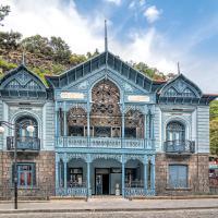 Golden Tulip Borjomi, отель в Боржоми