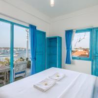 Paras Paros Marina Lodge, hotel v destinaci Denpasar