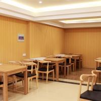 GreenTree Inn Hebei Baoding Anguo Baoheng road Trading hall Express Hotel, отель в городе Liucun