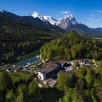 Riessersee Hotel, hôtel à Garmisch-Partenkirchen