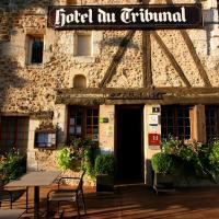 Hôtel Du Tribunal, hotel in Mortagne-au-Perche