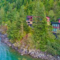The Lodge on Harrison Lake, отель в Харрисон-Хот-Спрингс