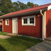 Hallagårdens stugby, hotell i Varberg