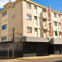 Pampa Hotel, hotel in Vacaria